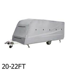 NEW FREE SHIPPING - 4 Layers 4 Side Open Caravan Campervan Cover Silverwater Auburn Area Preview