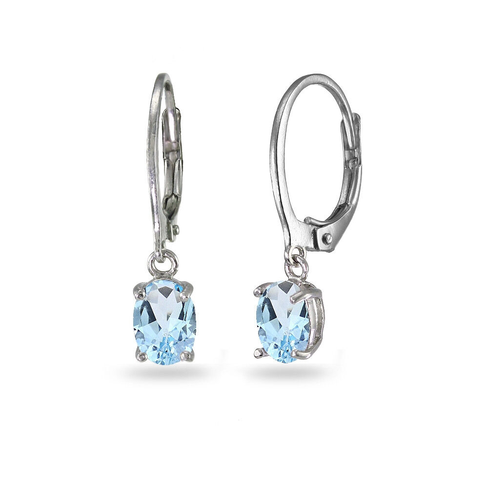 December-Blue Topaz