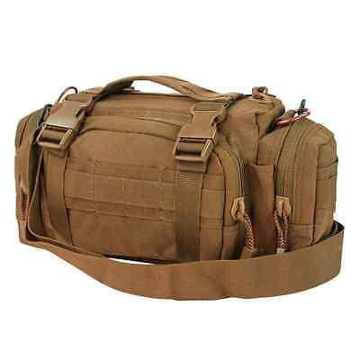 Condor 127 COYOTE BROWN Deployment Bag MOLLE Modular Shoulder Carrying Pack