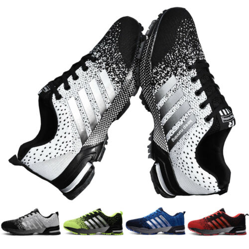 Men's Athletic Shoes Non-slip Cushioning Sneaker Dance Train