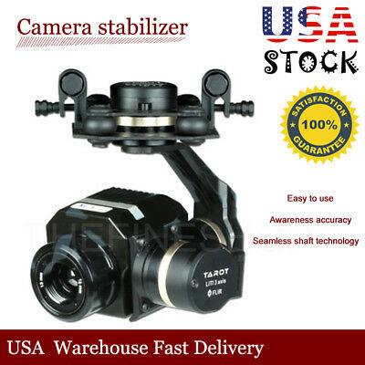 Tarot 3 Axis Camera Gimbal Stabilizer For Drone Quadcopter Flir VUE PRO 320/640