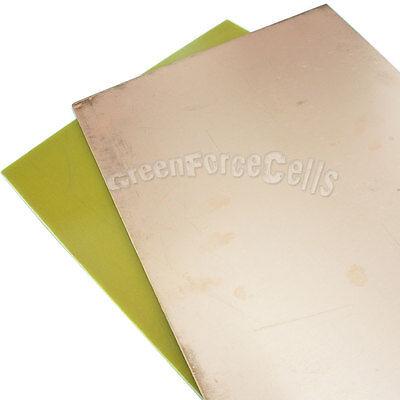 1 Copper Clad Laminate Circuit Boards Fr4 Pcb Single Side 20cmx30cm 200mmx300mm