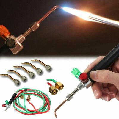 Welding Torch Cutting Set Multipurpose Precise Gas Oxygen Acetylene Welder Gun