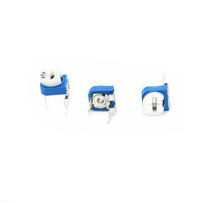 10pcsx Rm065 1k Ohm Trimmer Trim Pot Variable Resistor Potentiometer 102