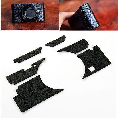Best Camera Leather Case Sticker Skin Decal for Sony DSC-RX100III
