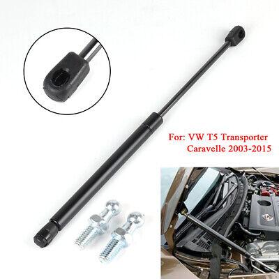 For VW T5 Transporter Caravelle 2003-2015 Bonnet Lifter Gas Strut + 2 Ball UK