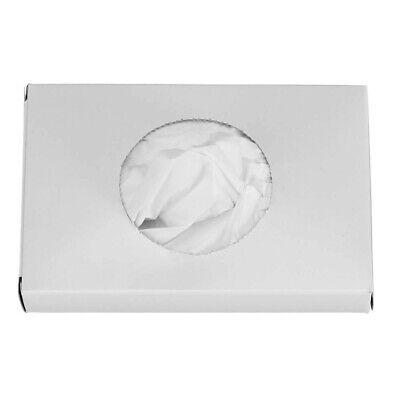 300 Hygienebeutel aus Polyethylen Hygiene beutel Hygienetüten Spender!