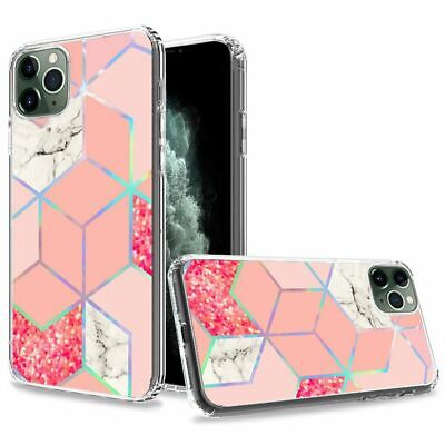 For iPhone 11 Pro Max – Trendy Electroplated on Ultra Thick Case Cover – Jewel Cases, Covers & Skins