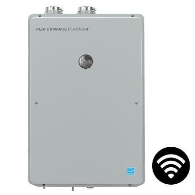 Rheem 9.0 GPM Liquid Propane High Efficiency Indoor Smart Ta