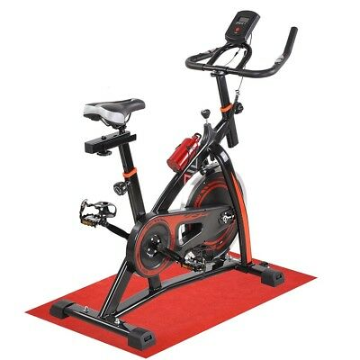 Stationary Exercise Bike Indoor Cycling Cardio Health Workout Fitness