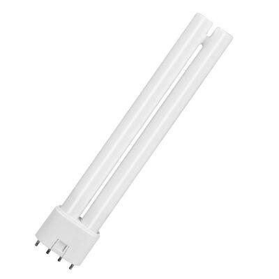 Kompakt-leuchtstofflampe Leuchte (Sylvania Kompaktleuchtstofflampe Lynx L 18W 840 4000K Hellweiß Deluxe 2G11)
