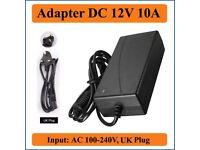 Power 8 CCTV / Power 10A - 12V UK Plug RRP £45