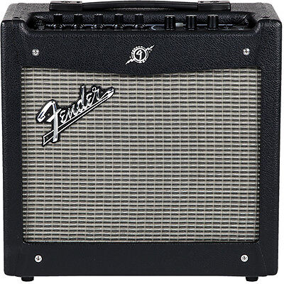 Fender Mustang I V2 20-Watt 1x8-Inch Combo Electric Guitar A