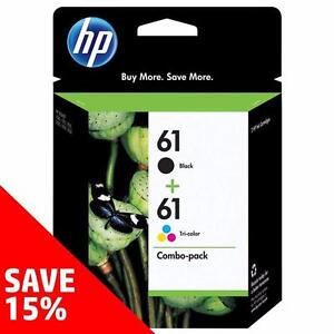 Buy Direct from HP and SAVE! - Original HP Ink (61)