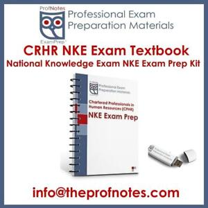 CPHR NKE HR Guide National Knowledge Exam Human Resources Textbook, Questions(not HR Press Guide for HR Knowledge Exams)