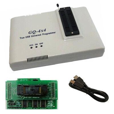Prg-111 Gq-4x V4 Gq-4x4 Programmer  Adp-042 Tsop48 16 Bit Zif Adapter