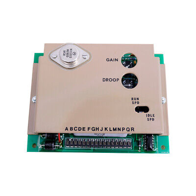 3032733 Generator Accessories Speed Controller Governor Speed Control Board