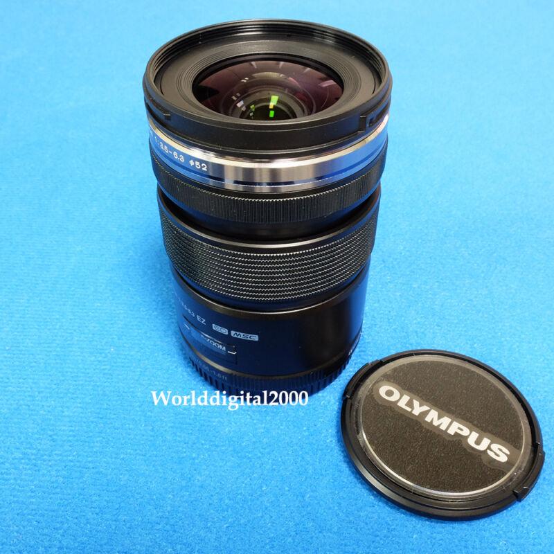 Olympus M.Zuiko Digital ED 12-50mm f3.5-6.3 EZ Zoom Lens Black V314040BU000