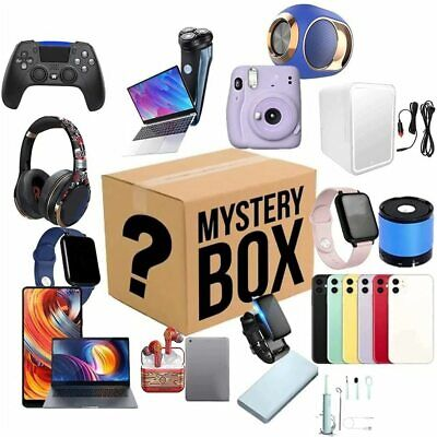 Lucky Digital Electronic Items Box. There is A Chance to Open more items