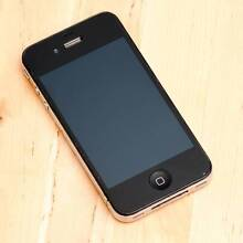 Apple iPhone 4 - 16GB  Unlocked Black & Slate Smartphone Dee Why Manly Area Preview