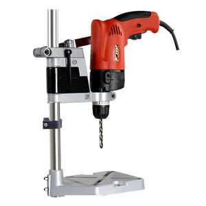 Bench Drill Press Stand Clamp Base Frame for Drilling Collet 38 & 43mm