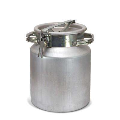Aluflasche - 20 Liter, Fljaga Alufaß Alufass Фляга Camping Gastronomie Flasche