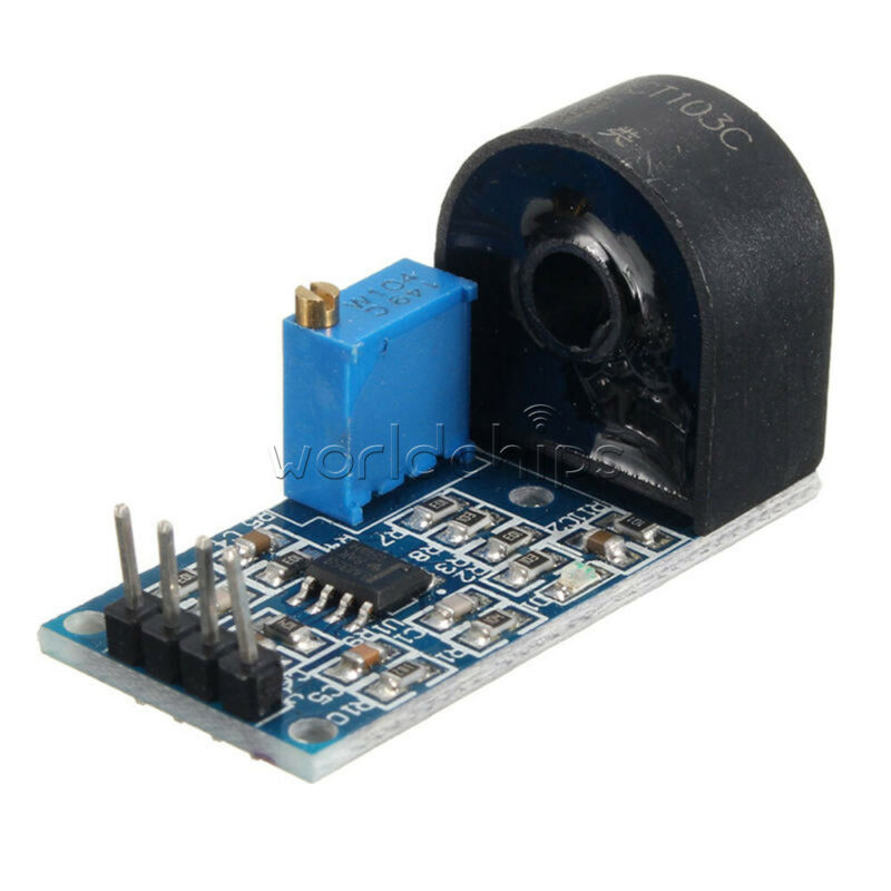 5A Range Micro Current Transformer Module ZMCT103C Op-amp Circuit Board PCB
