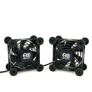 Quiet-Dual-80mm-USB-Cooling-Fan-for-Receiver-DVR-Playstation-Computer-Cabinets