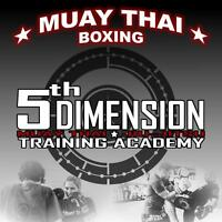 GET FIGHTER FIT!!! - MUAY THAI BOXING