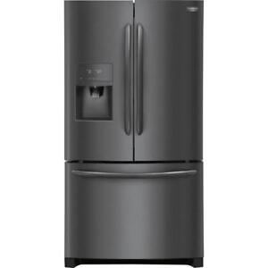 Frigidaire Gallery FGHD2368TD Black Stainless steel Counter-Depth Refrigerator (BD-2249)