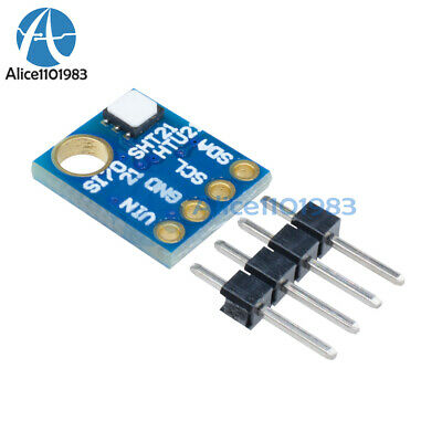 Si7021 Industrial High Precision Humidity Sensor I2c Interface For Arduino