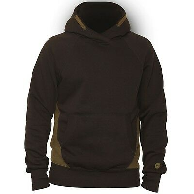 Korda TK Hoodie Hoody Black Carp Fishing Clothing NEW *All Sizes*