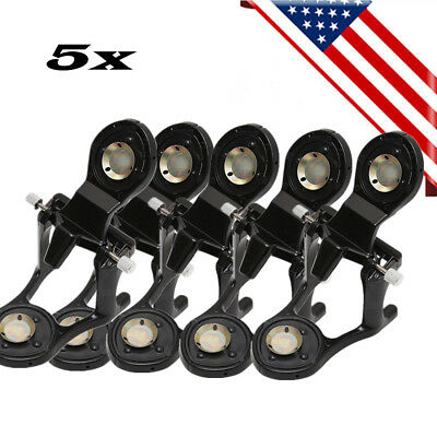 5x Adjustable Dental Magnetic Articulator For Model W Incisal Pins Small Supply