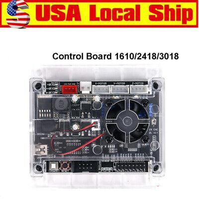 3 Axis Grbl Cnc Router Engraving Machine Usb Port 3018 Cnc 2418 Control Board