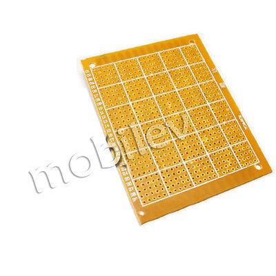 1 Breadboard Prototype Pcb Print Circuit Board 7 X 9cm