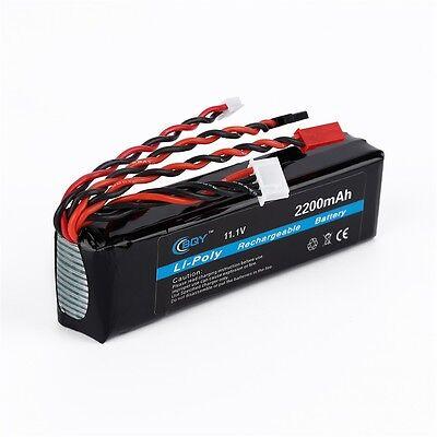 Hot Power 11.1v 2200mah 20C Battery Li-Polymer Rechargeable Battery at