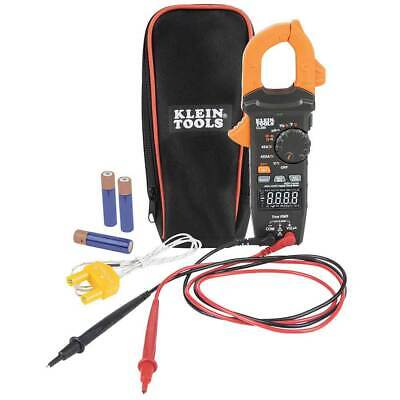 Klein Cl390 Acdc High Visibility Digital Clamp Meter Auto-ranging 400 Amp