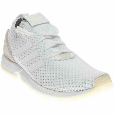 adidas Zx Flux Pk  Casual Running Performance Shoes White Mens - Size 7.5 D