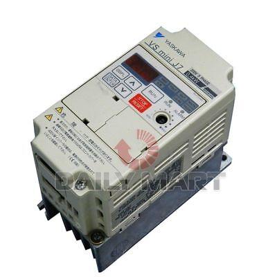 Yaskawa Inverter Vs Mini J7cimr-j7aa20p4 Plc Aa0 400w Ac 3phase Drive New