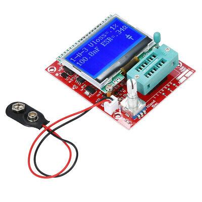 Transistor Tester Diode Lcr Esr Resistance Inductance Diode Capacitance Q7a2