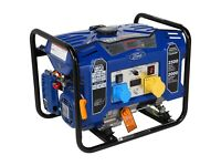 Ford petrol generator new FG3050P