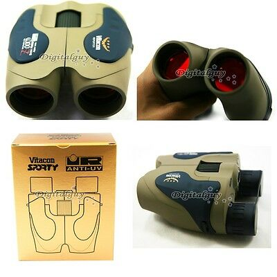 SeoulOptics Binoculars Vitacon 10-50x30 Zoom CF Multy Coating Optics