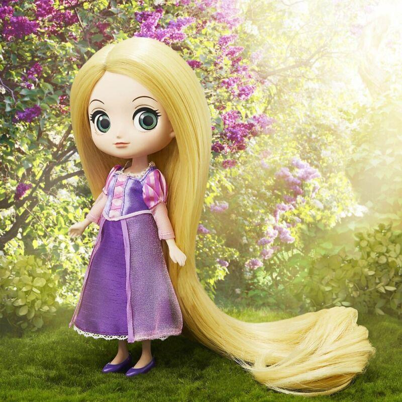 <Pre-Order>Disney Official Princess Rapunzel Figure Q posket Doll Japan F/S