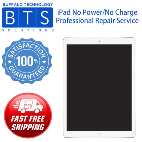 Apple iPad Air 2 No Power/ No Charge Professional Repair Service (1~ 3 Days)