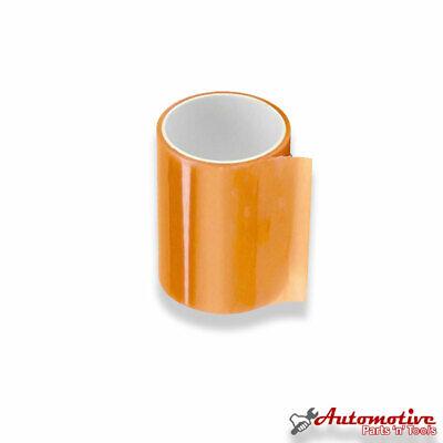 Indicators Light Lens Repair Semi Transparent Tape Side Lamps Amber MOT Pass
