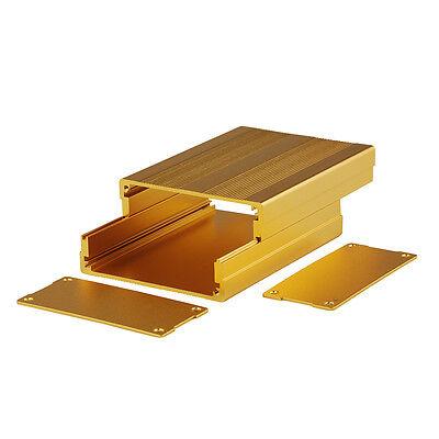 Aluminum Circuit Board Box Electronic Project Amplifier Case Diy 100x76x35mm