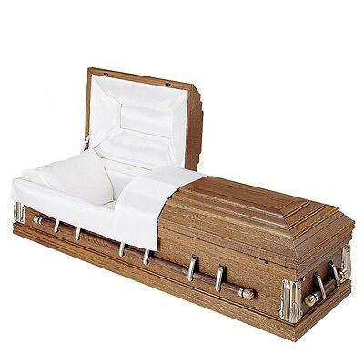Wood Casket Plan - Media   Woodworking Plans   Indoor Project Plans