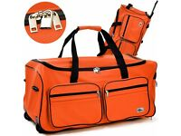 BRAND NEW LOVELY TRAVEL BAG XXL 100L ,WITH TROLLEY FUNCTION! CHEAP