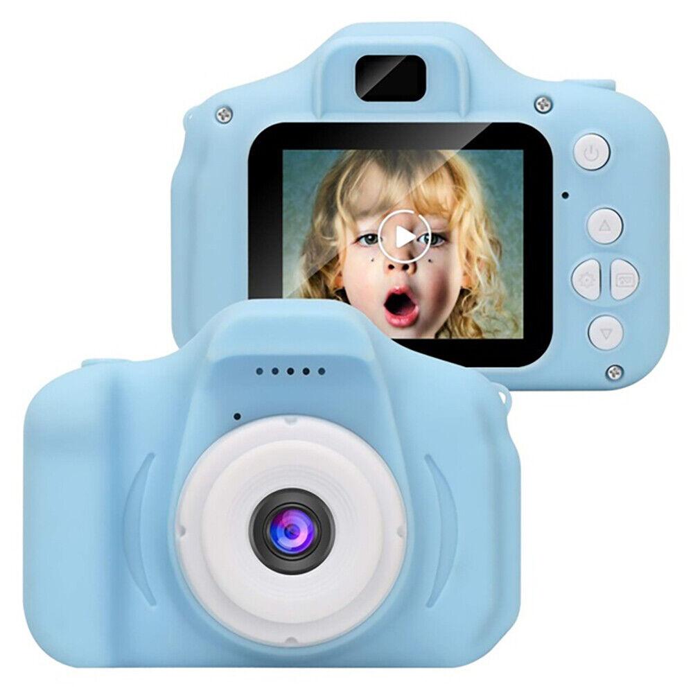 1080P Digital Camera 2.0″ LCD HD Mini Camera With 32G TF Card for Kids Children