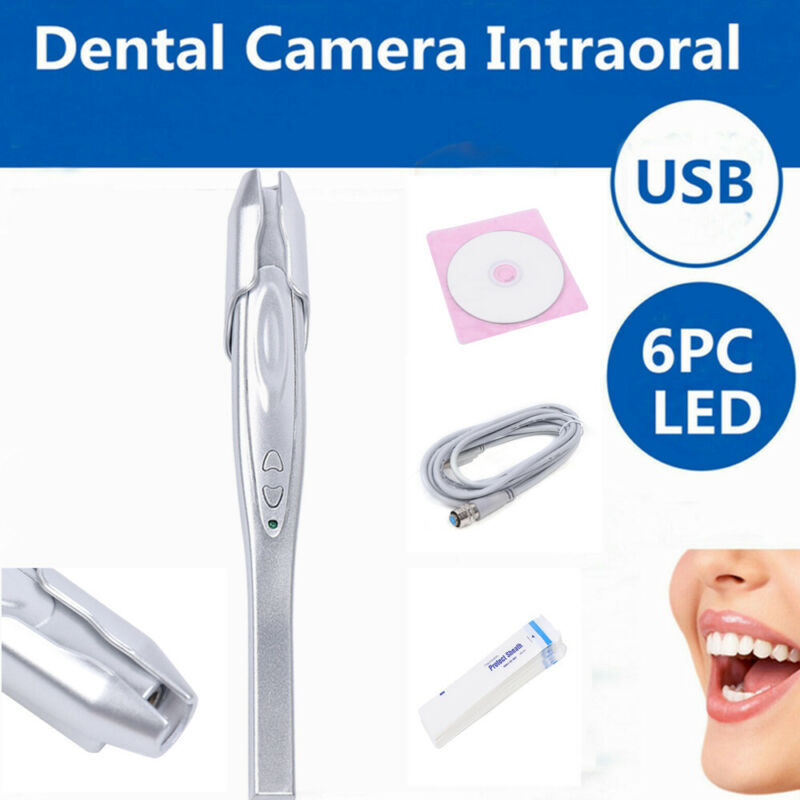 Dental Camera Intraoral Focus MD740A Digital USB Imaging Intra Oral New 2020